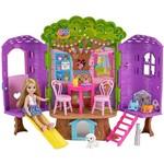 Barbie Casa na Árvore da Chelsea - Mattel