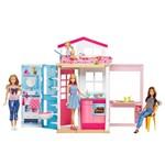 Barbie Casa Real com Boneca - Mattel