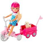 Barbie Chelsea com Filhote - Mattel