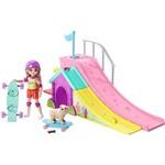 Barbie Chelsea Pista de Skate - Mattel