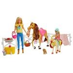 Barbie Club Chelsea Diversão com Cavalos - Mattel