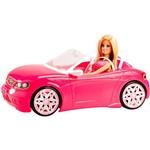 Barbie com Conversível - Mattel