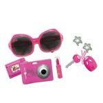 Barbie Conjunto Fashion Câmera - Fun Divirta-Se