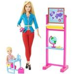 Barbie Conjunto Profissões Professora - Mattel