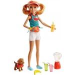 Barbie Cozinhando e Criando Chef Irmã com Dog - Mattel