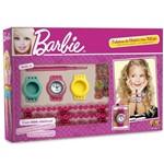 Barbie Crie Suas Pulseiras de Elástico com Relógio 7745-0 - Fun