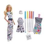 Barbie Desenhando Estilos - Mattel