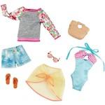 Barbie Dois Looks Confort - Mattel