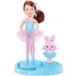 Barbie e as Sapatilhas Mágicas -Chelsea e Bichinho - Azul X8816 / X8819