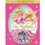 Barbie e as Três Mosqueteiras - Dvd Infantil