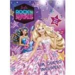 Barbie em Rock N Royals - Livro para Colorir