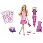Barbie Fab Estilista Glitter - Mattel