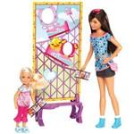 Barbie Family - Dupla Irmãs no Parque - Skipper e Chelsea X8401 / X9069