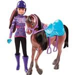 Barbie Family - Skipper com Cavalo - Mattel