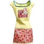 Barbie Fashion And Beauty Roupinhas - Camisa e Saia