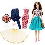 Barbie Fashion Mix Morena - Mattel