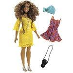 Barbie Fashionista Roupinha Boho - Mattel