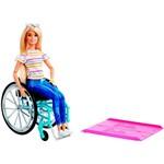 Barbie Fashionistas Cadeira de Rodas - Mattel