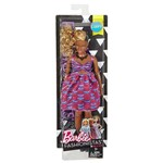Barbie Fashionistas Zig Zag Curvy Mattel - Fbr37/Dvx79