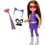 Barbie Filme Pequenas Espiãs Azul - Mattel