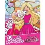 Barbie Hora de Brincar - Livro Jumbo de Atividades