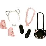 Barbie Kit Acessórios com Bolsa de Gato - Mattel