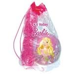 Barbie - Kit de Volley - Bola em E.V.A e Rede - Líder