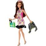 Barbie Look do Dia Vestido Geométrico - Mattel