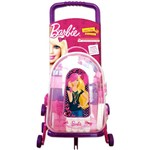 Barbie Malinha Divertida Leva e Traz com 100 Blocos