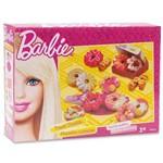 Barbie Massinha Donuts Divertido Fun 7619-3 Barão Toys