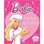 Barbie Meu Livro de Receitas - Receitas Incríveis e Deliciosas!