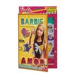 Barbie Miçanga Revista B Grande Dourado - Fun Divirta-se