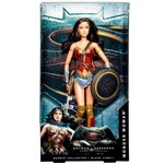 Barbie Mulher Maravilha Wonder Woman Batman V Superman - Mattel