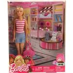 Barbie no Petshop - Mattel