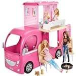 Barbie Novo Mega Trailer - Mattel