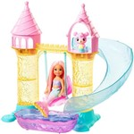 Barbie Parque Aquático de Sereias Chelsea - Mattel