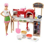 Barbie Pizzaiola Fhr09 - Mattel