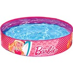 Barbie Praia Piscina Glamourosa 224L - Fun