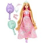 Barbie Princesa Cabelos Coloridos - Mattel