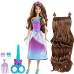 Barbie Princesa Corte Encantado Dkm23 Lilás Dkm21 - Mattel