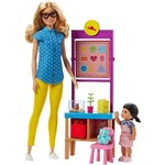 Barbie Profissões Professora - Mattel