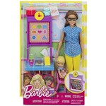 Barbie - Profissões - Professora Morena - Mattel DHB63/FJB30