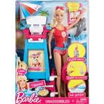 Barbie Quero Ser Salva-Vidas - Mattel