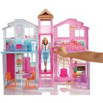 Barbie Real Super Casa 2 Andares - Mattel