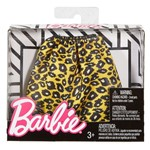 Barbie Roupinhas e Acessórios Saia de Oncinha - Mattel