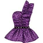 Barbie Roupinhas Vestido Roxo - Mattel