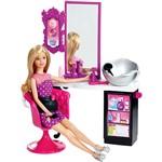 Barbie Salão e Conveniência - Salão - Mattel