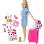 Barbie Viageira - Mattel