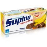 Barra de Frutas Tradicional Banana/Chocolate 27g - 3 Unidades - Supino