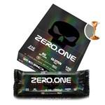 Barra de Proteína Zero One 60g - Black Skull 12 Unidades
